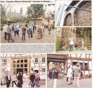 Butzbacher Zeitung vom 9. September 2013