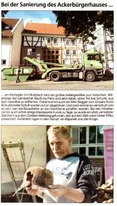 Butzbacher Zeitung vom 20. September 2013