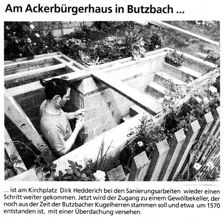 Butzbacher Zeitung vom 18. Juni 2016