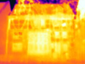Fassade Wärmebild 2015-10-31