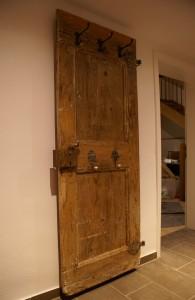 Garderoben-Tür