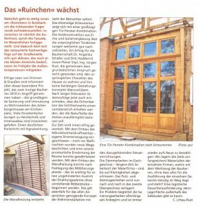 Giessener Allgemeine 2013-03-16