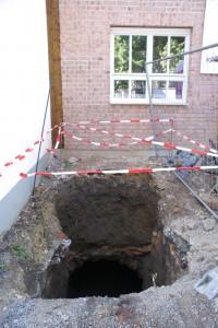 Kellereingangsreste