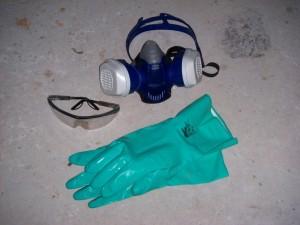 Ladenbandschutzausrüstung
