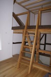 Leitertreppe