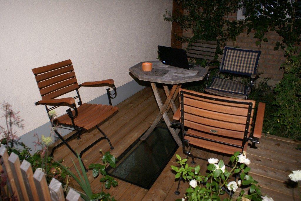 Terrassenbüro