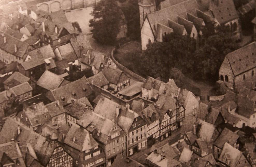 Luftaufnahme (ca. 1963)