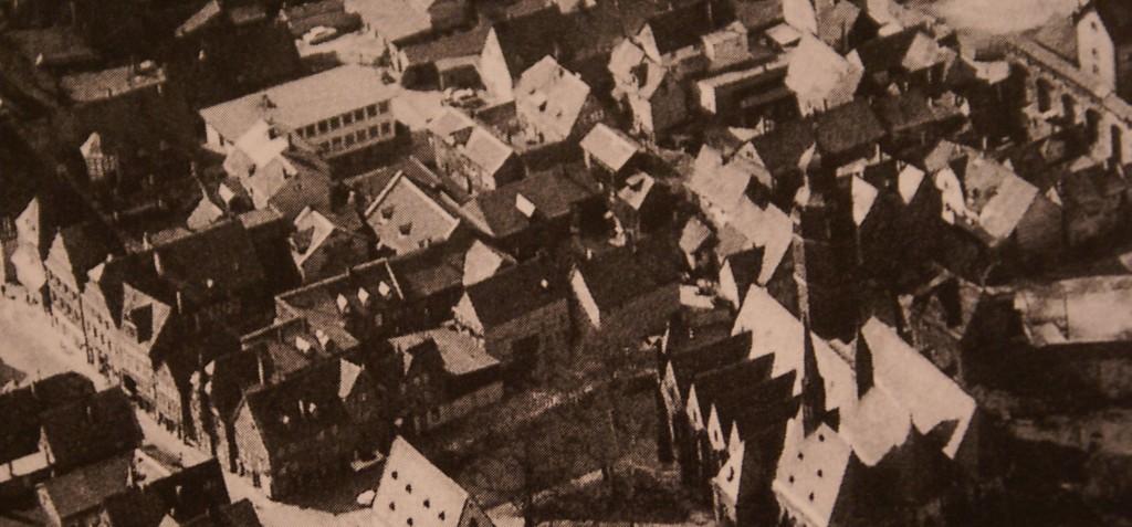 Luftaufnahme (um 1963/1964)