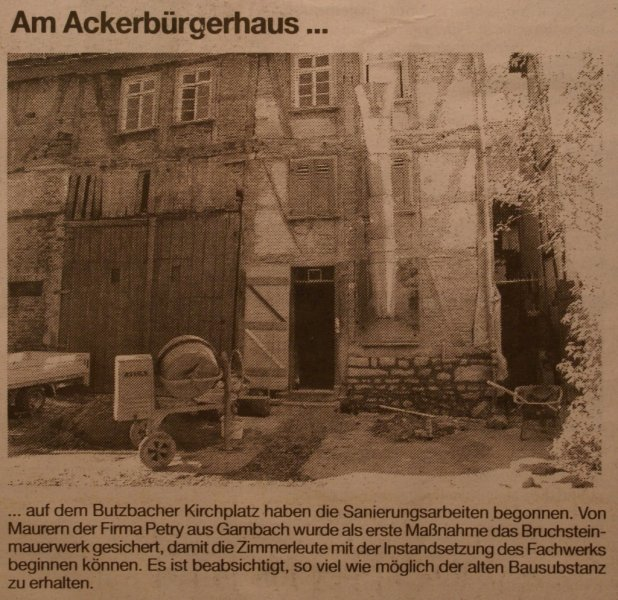 Butzbacher Zeitung 27. Oktober 2010