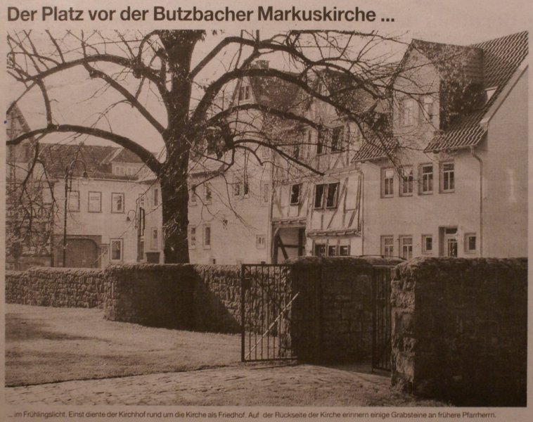 Butzbacher Zeitung 24. Februar 2011