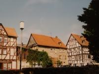 Kirchplatz im Mai 1992