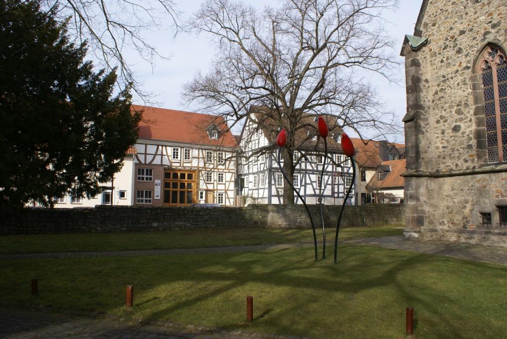 Kirchenplatzblick 2015