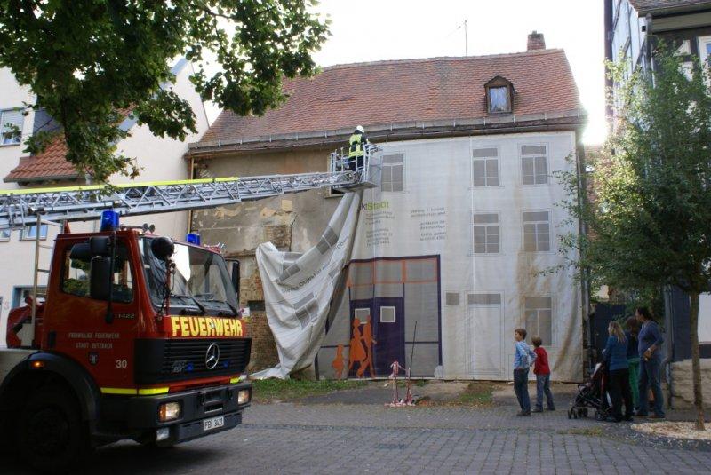 Drehleiter Freiwillige Feuerwehr Butzbach