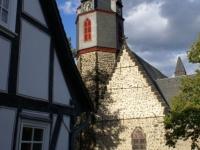 Kirchenblick (ohne Plane!)